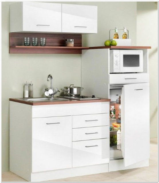 Desain Dapur Minimalis sederhana dan tidak membosankan
