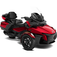 Can-Am Spyder Bike