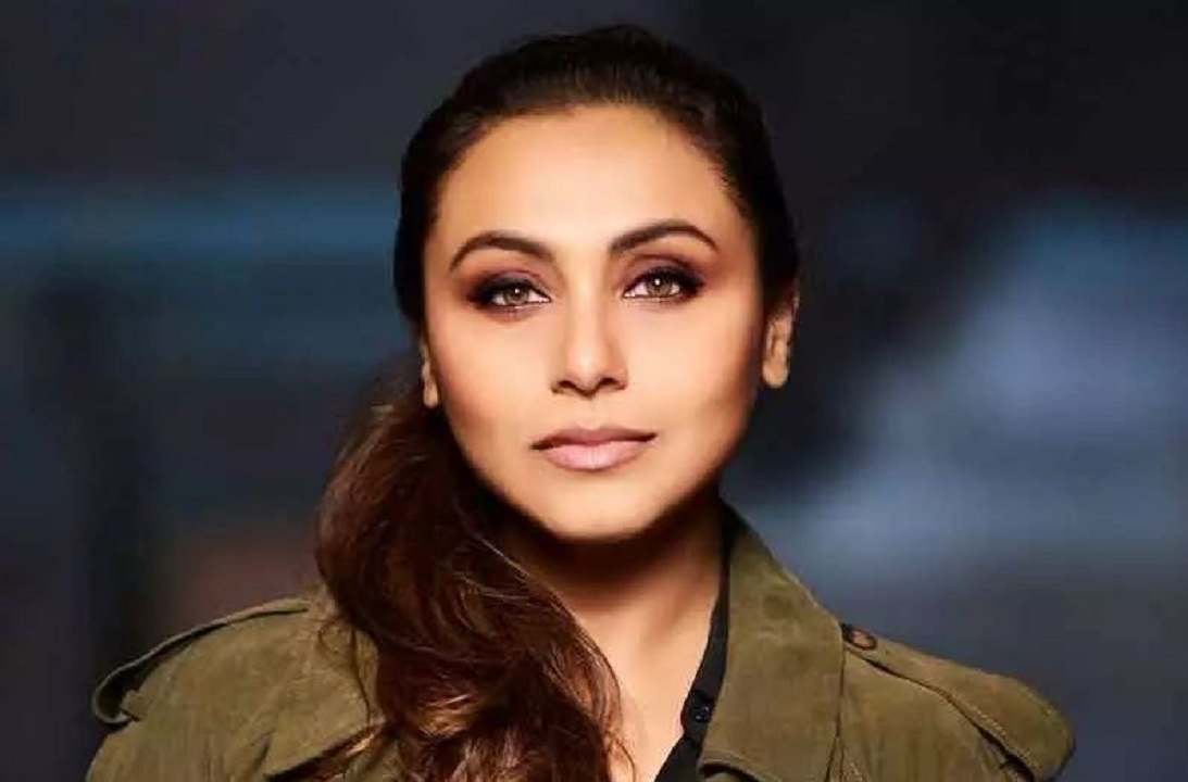 Artist is always learning: Rani Mukherjee