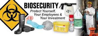 Biosecurity Puyuh