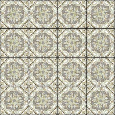 Minore pattern full pattern per tile