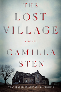 the lost village cover