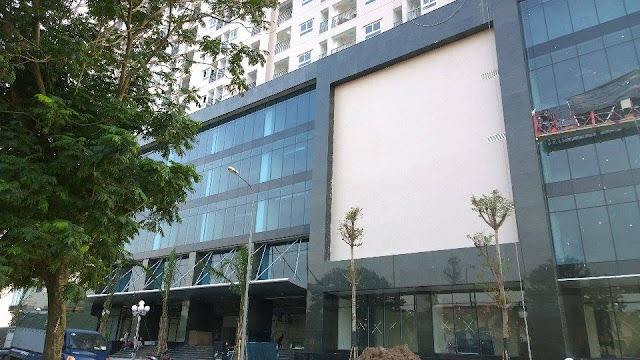 Trung tâm thương mại Gemek Tower