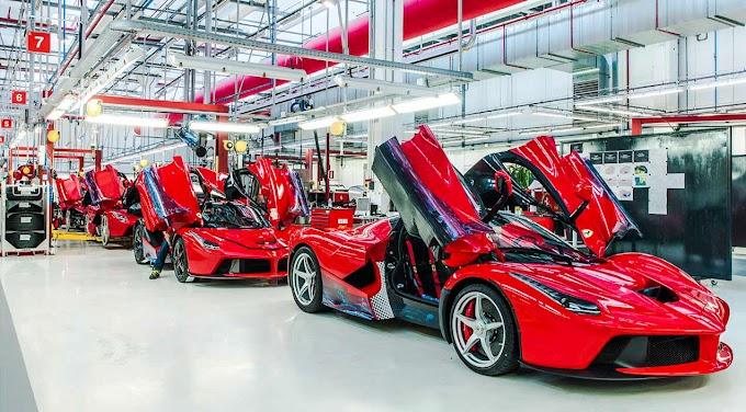record the history of the shocking decision of the Italian company Ferrari