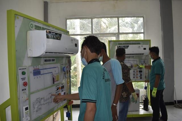 Medco Beri Pelatihan Bagi Pemuda Aceh Timur