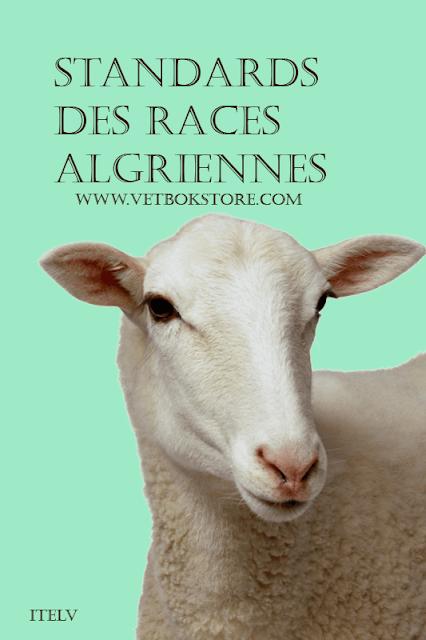 Standards des races algriennes - WWW.VETBOOKSTORE.COM