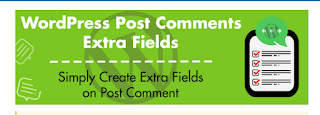 How to Add Custom Fields to Comments Form Using Free WordPress plugging.