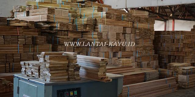 Kekurangan kelebihan lantai kayu jati