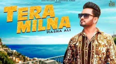 तेरा मिलना, Tera Milna Punjabi Lyrics - Masha Ali | Steffy Patel