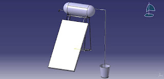 Solar Thermal Expansion Pump