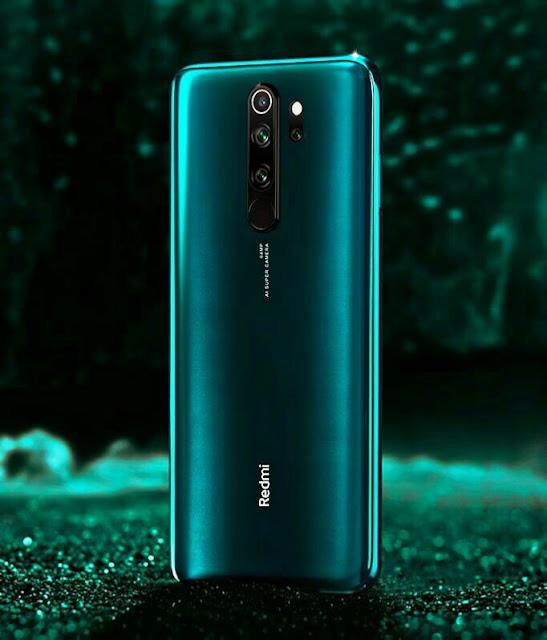 Mejor smartphone 2019 Xiaomi Redmi Note 8 Pro