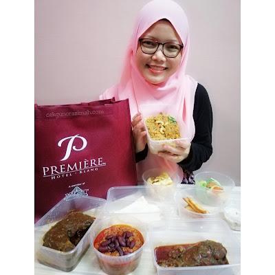 Hotel Première Klang, makan di Hotel Première Klang, nasi bukhara Hotel Première Klang, promosi di Hotel Première Klang