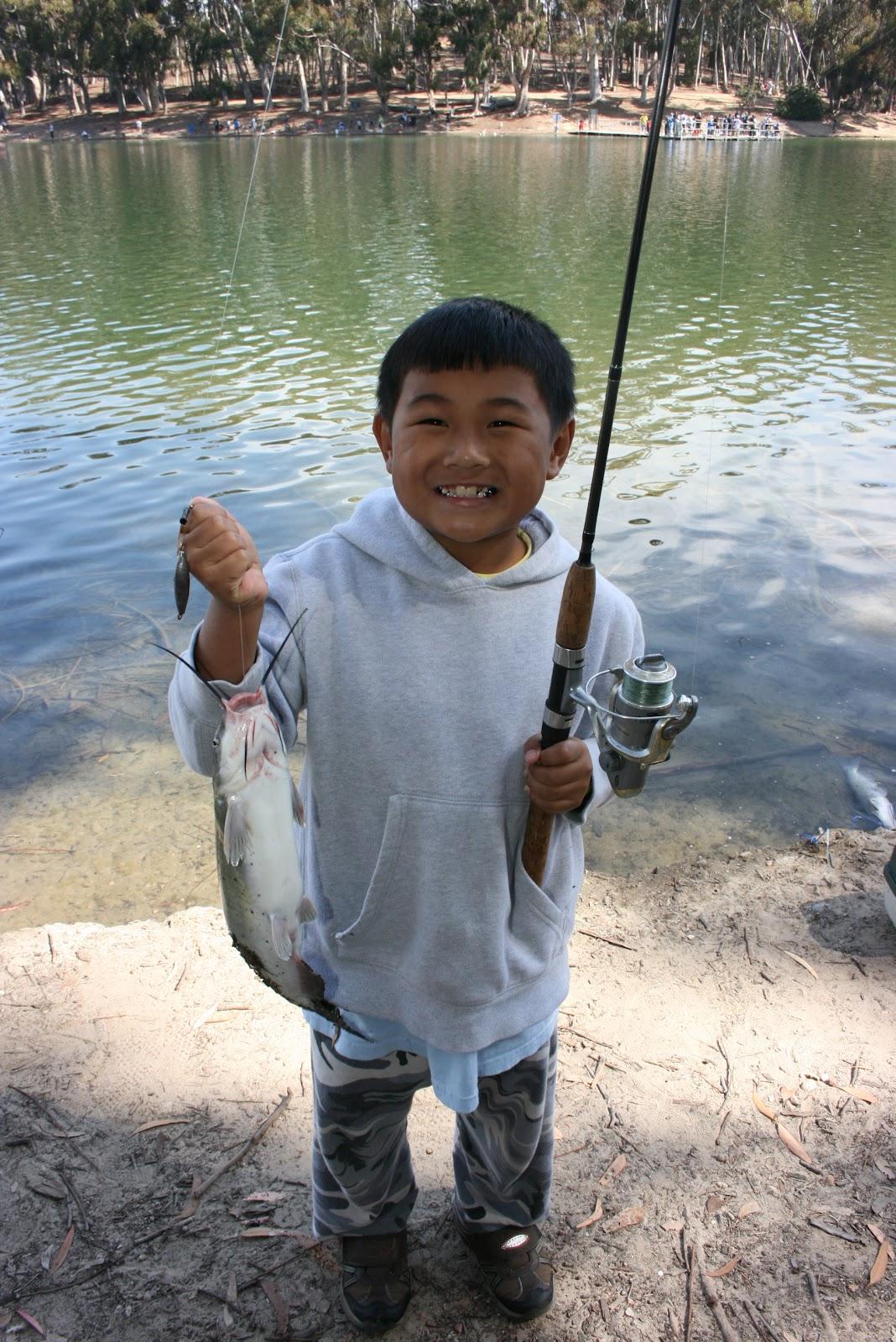 Dan's Journal: Chollas Park Kids Event Recap