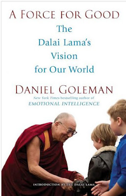 A Force for Good by Daniel Goleman and Dalai Lama - book cover