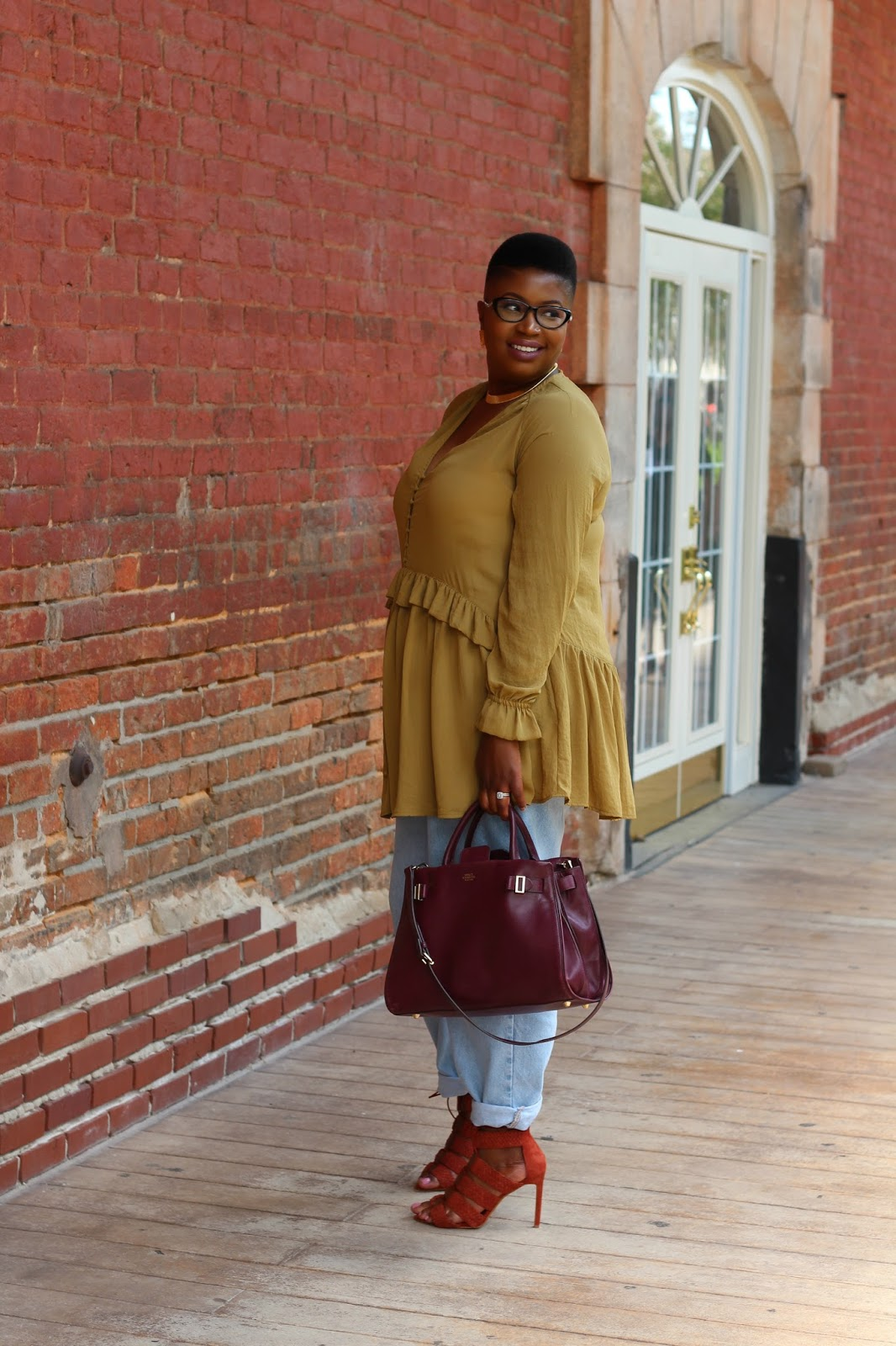 What I Wore To The TCF Style Expo