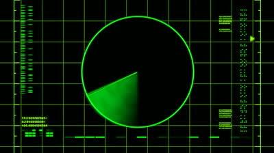 UFO terlacak Radar berada di pangkalan militer AS