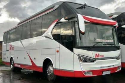 Harga Tiket Bus MTrans Oktober 2019