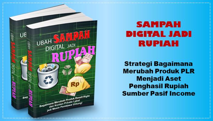 Sampah Digital Jadi Rupiah