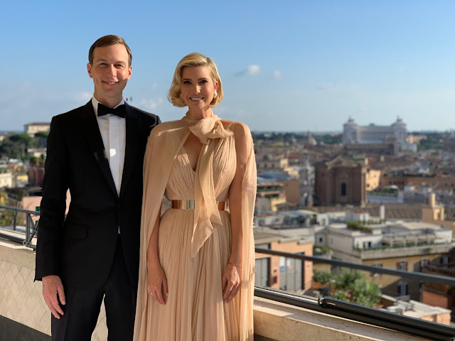 Ivanka Trump and Jared Kushner going to wedding close by Prince Harry and Meghan Markle