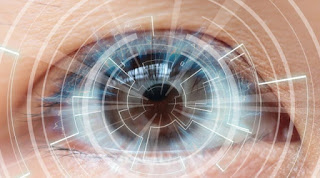 lensa kontak mata buatan google