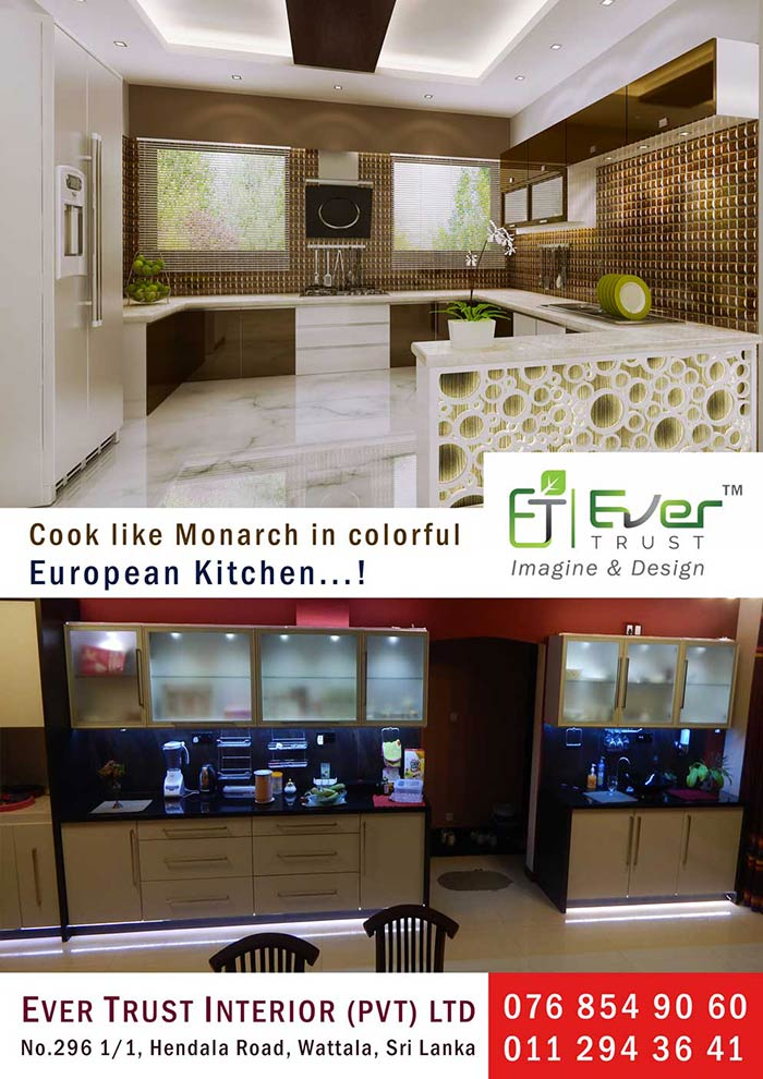 Ever TRUST   Awesome European Kitchen 5000+ Colors