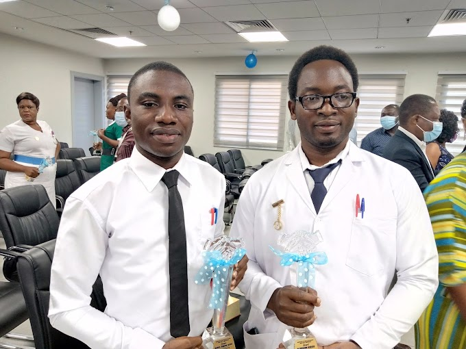 BEST MALE MIDWIVES AWARDED