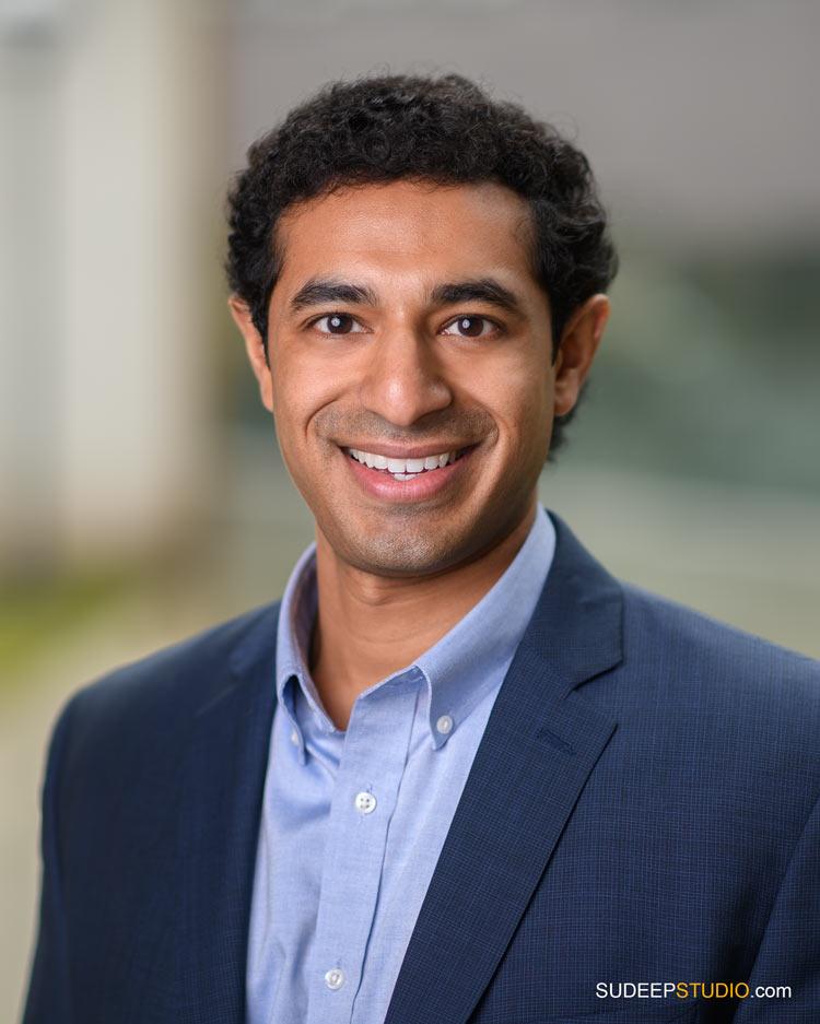 Healthcare Portrait Hospital Clinic Physician Practice SudeepStudio.com Ann Arbor Professional Headshot Photographer