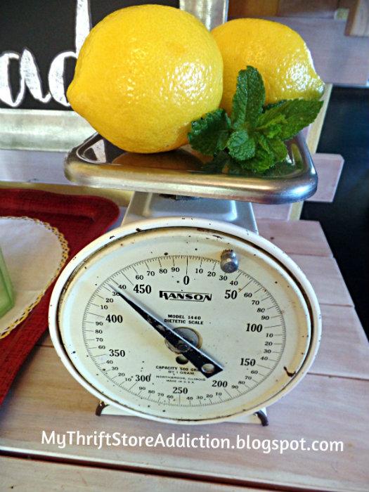 Skinny lemonade recipe