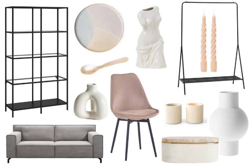 Mijn favoriete interieur items: van meubels tot accessoires.