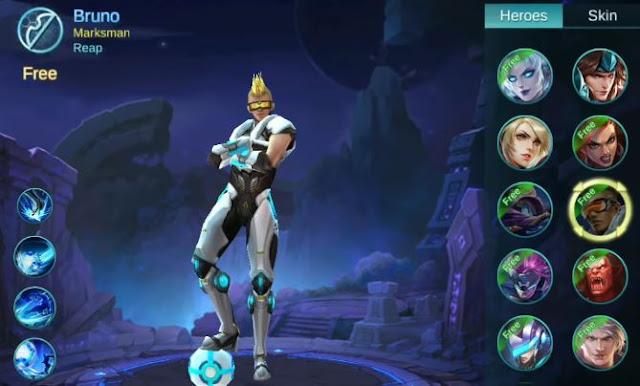 hero yang cocok buat main mobile legends