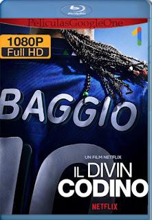 Roberto Baggio: El divino (2021) NF [1080p Web-DL] [Latino-Italiano] [LaPipiotaHD]