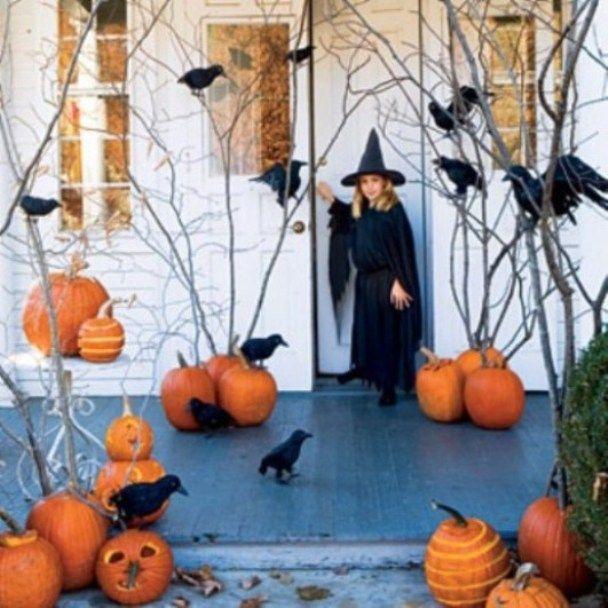Desain Roemah Minimalis Ide Dekorasi Bertema Halloween