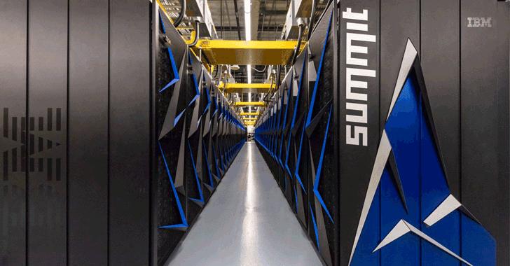 U.S. Builds World's Fastest Supercomputer – Summit