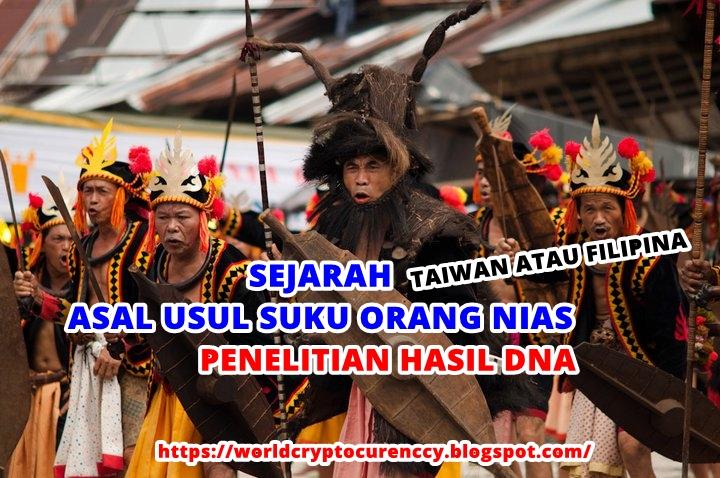 Sejarah Asal Usul Orang Nias atau Sejarah Asal Usul Suku Nias