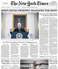 Read Online The New York Times Magazine 10 September 2021 Hear And More The New York Times News And The New York Times Magazine Pdf Download On Website.