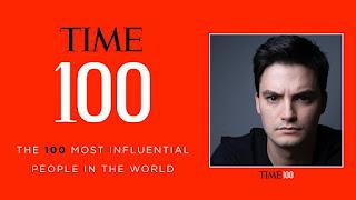 """Felipe Neto está na lista dos 100 mais da Revista """" Time """""""