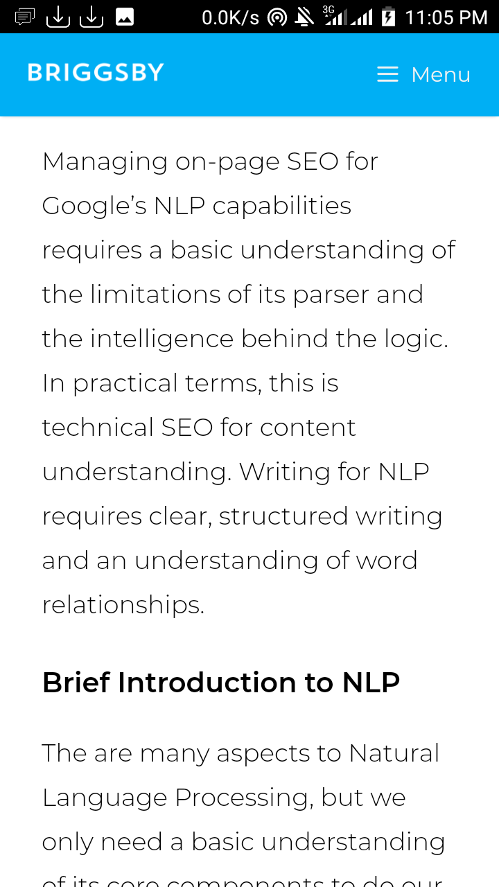 on-page seo on blogger