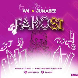 DWONLOAD  mp3 W4 - Fakosi Ft. Jumabee