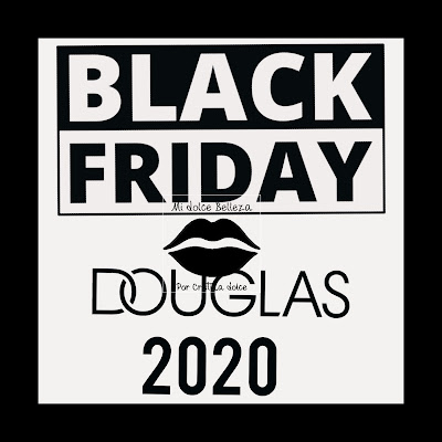 Black Friday Douglas 2020 midolcebelleza