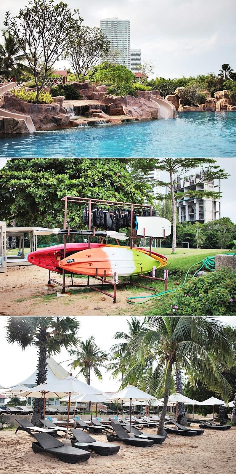 beach hotel strand