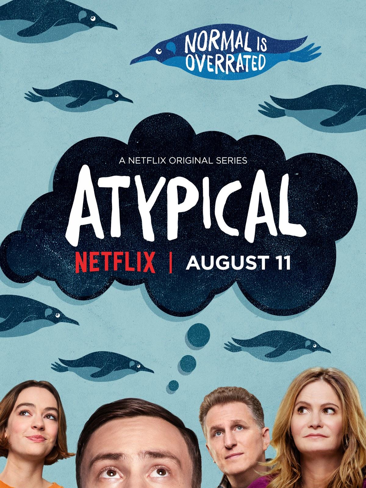 Atypical Temporada 1 Latino // Subtitulado // Castellano