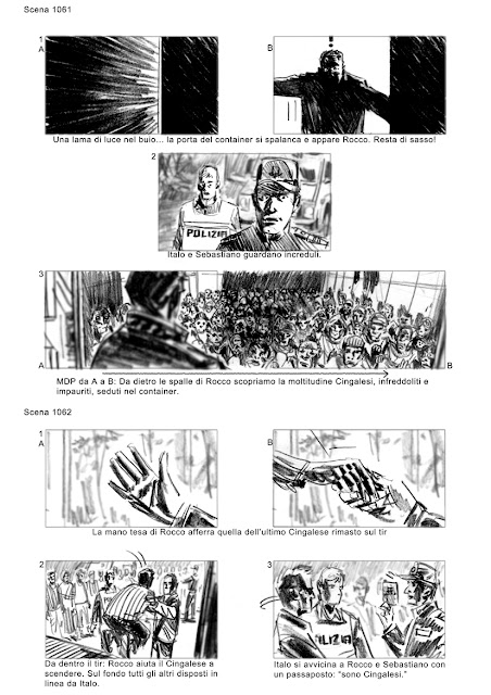 Rocco Schiavone - 2016 #storyboard 07