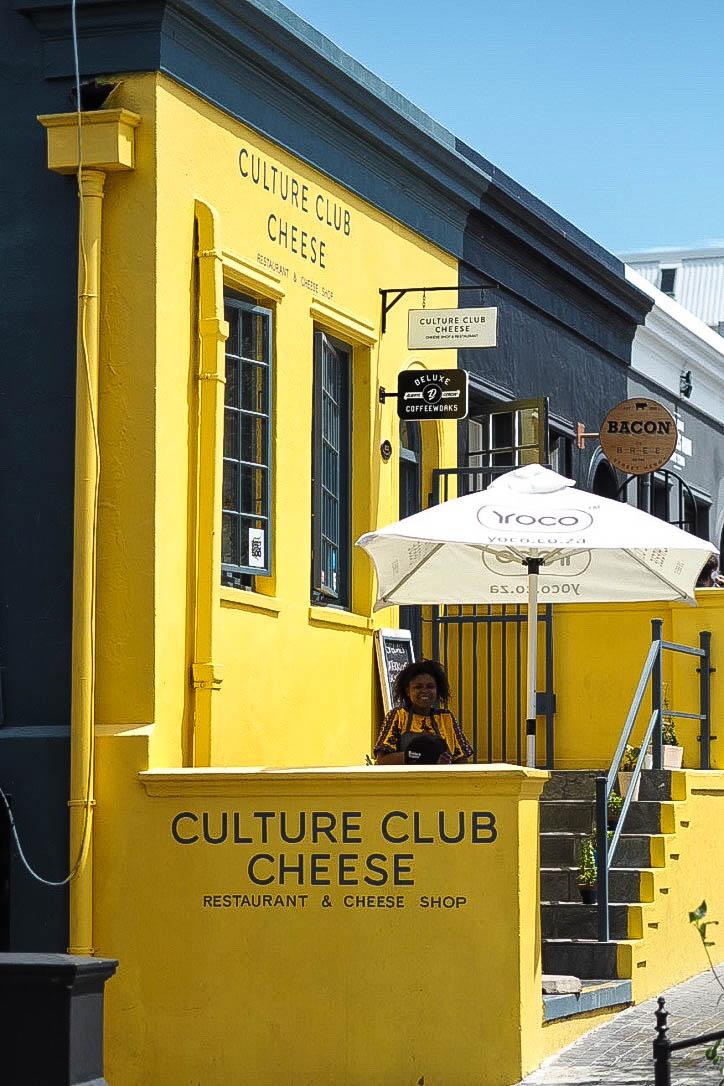 Culture Club Cheese, Cape Town
