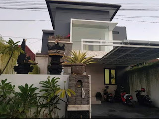 Dijual rumah Panjer Kota Denpasar