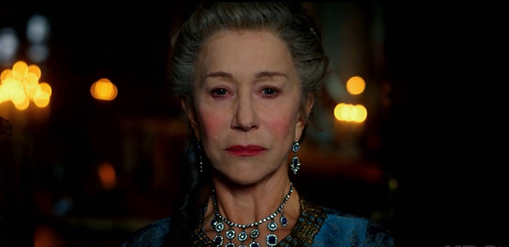 Catarina, A Grande Trailer HBO