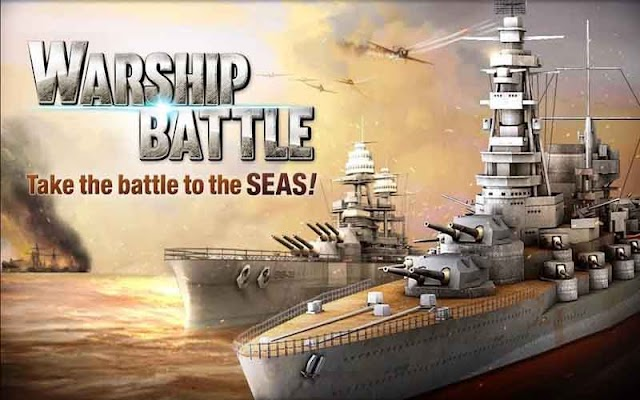 Warship Battle World War II Mod - Cuộc chiến những con tàu