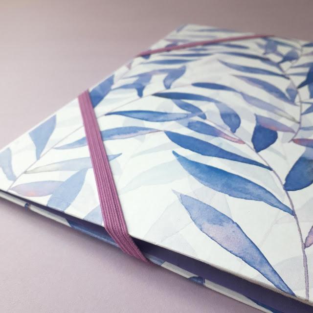 Carpeta personalizada artesanal