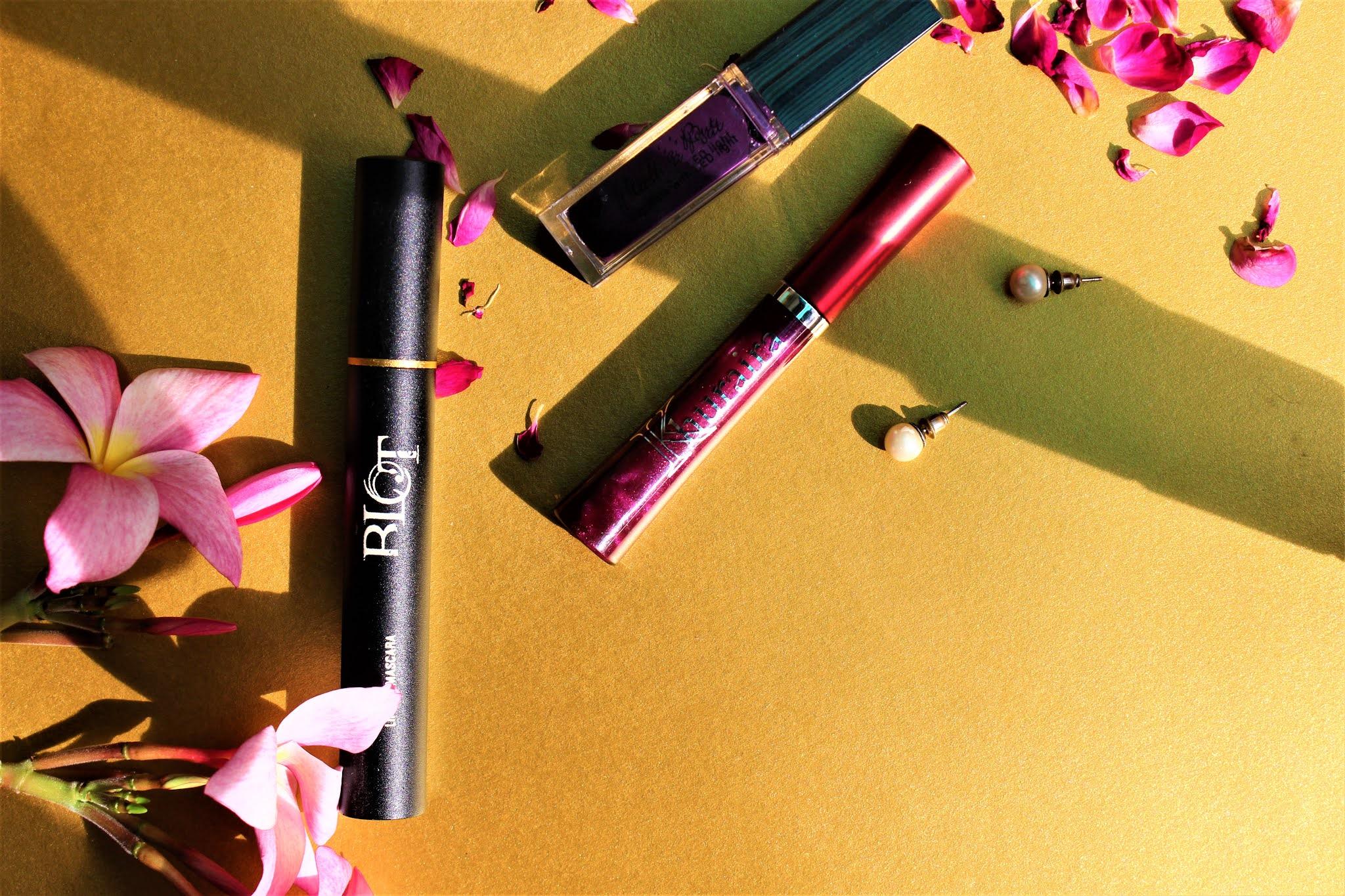 sleek makeup matte lip blot beauty mascara khuraira lip gloss