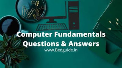 400+ Computer Fundamentals Questions And Answers
