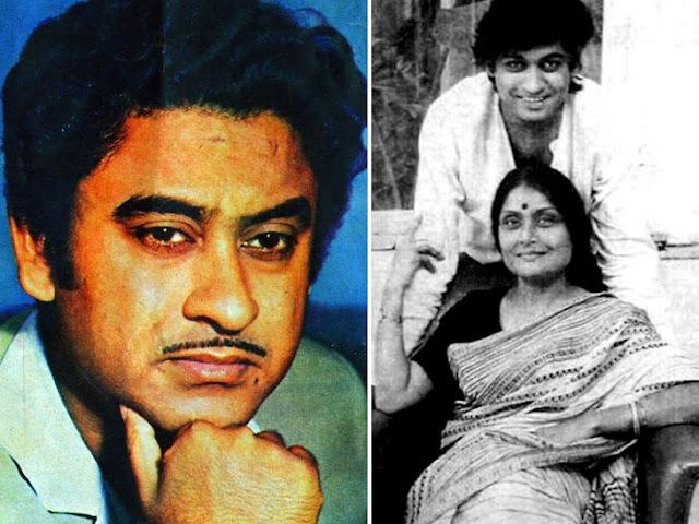 किशोर कुमार की पहली पत्नी रूमा का निधन, इन्हीं के बेटे हैं गायक अमित कुमार